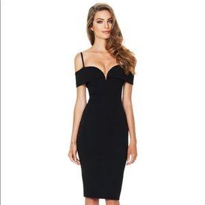 Nookie Pretty Woman Dress size M, black
